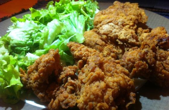 Le Fried Chicken de Karelle